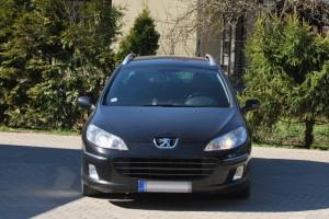 Peugeot 407 kvēpu filtra atslēgšana