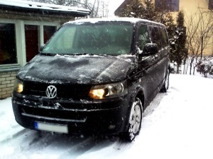 VW T5 Chiptuning 2.0TDI