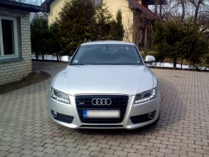 Audi Chiptuning, A5 TDI