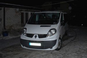 Renault Trafic 2.0D Chiptuning