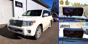 Toyota Land Cruiser V8 4.5 diesel jaudas palielināšana