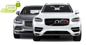 Volvo VEA jaudas palielināšana D2 D3 D4 D5 T2 T3 T4 T5